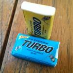 Guma Turbo contrafăcută