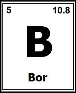 bor-element-chimic