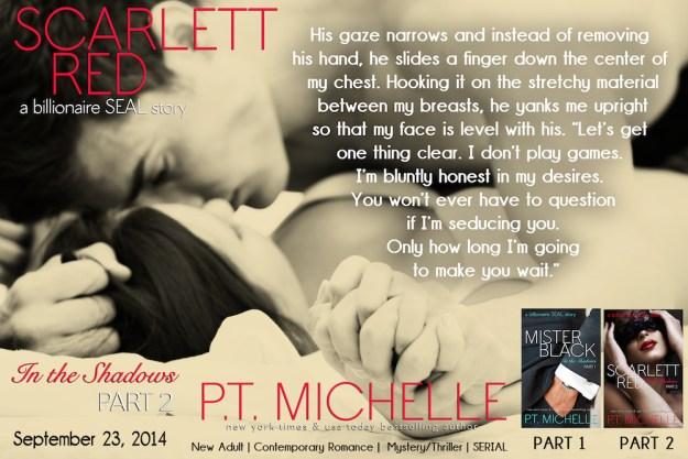 Scarlett Red Teaser #1