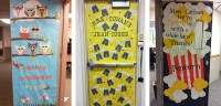 Teacher Appreciation Door Decorating IdeasTips for PTO ...