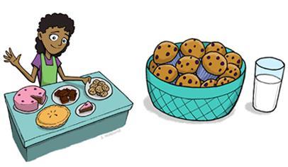 bake ideas school flyers