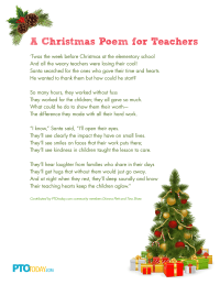 Teacher Appreciation PTO Today