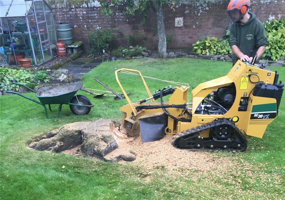 Garden Mulcher Chipper Shredder