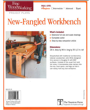 New Fangled Workbench Modifications