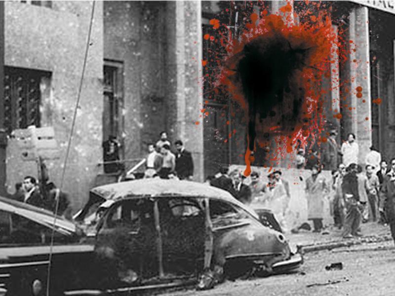 A sesenta años de los bombardeos a Plaza de mayo