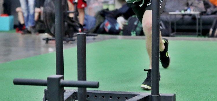 """2018_01_09: """"Strongest-Team""""-Wettbewerb bei CrossFit Graz"""
