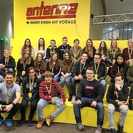 2019_01_09: Antenne Steiermark und Kleine Zeitung