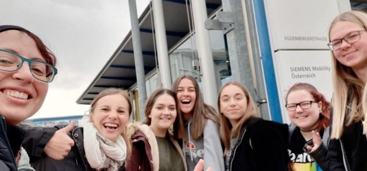 2019_11_06: Girls Day – Siemens