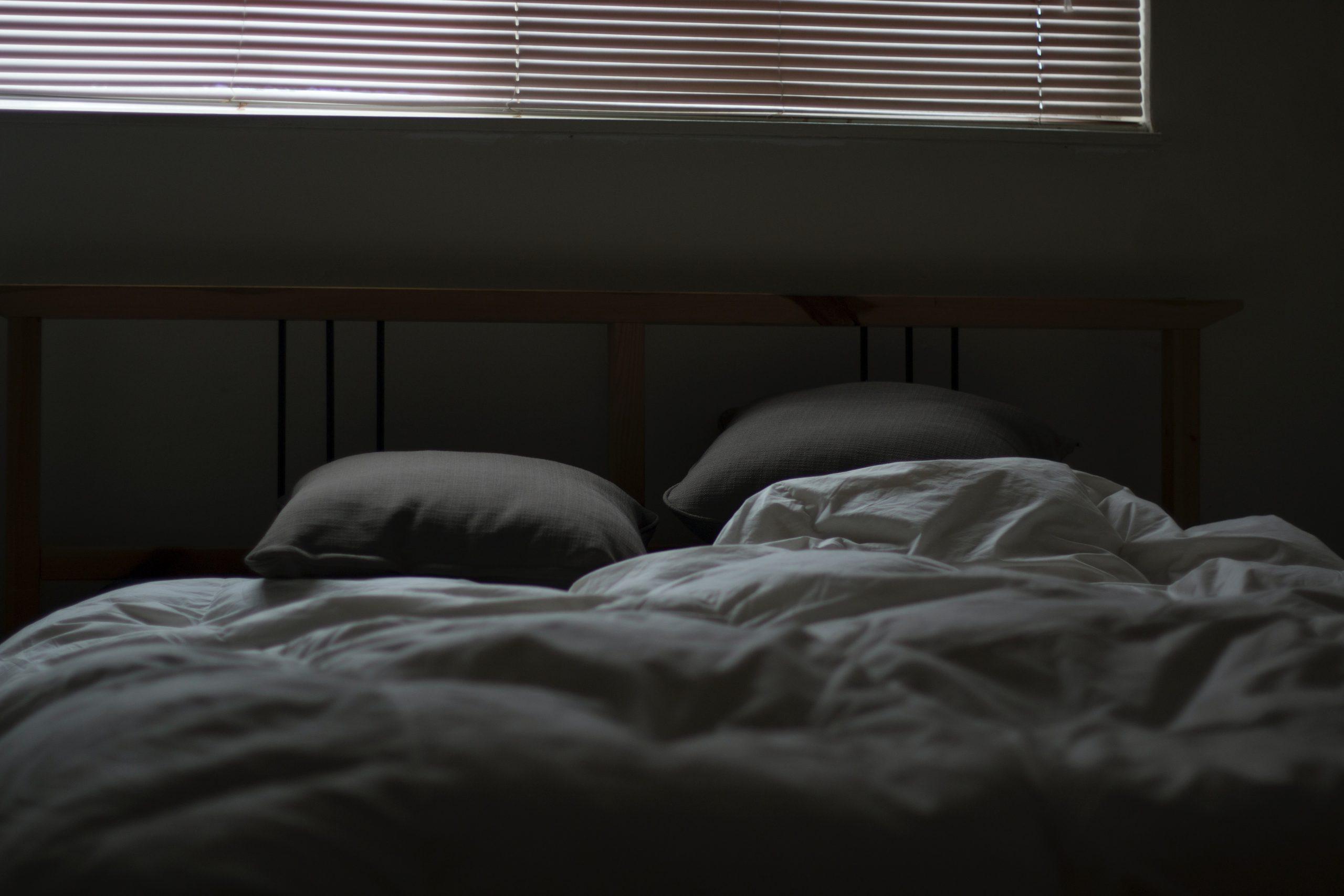 Goeie vraag: kun je slaap inhalen?