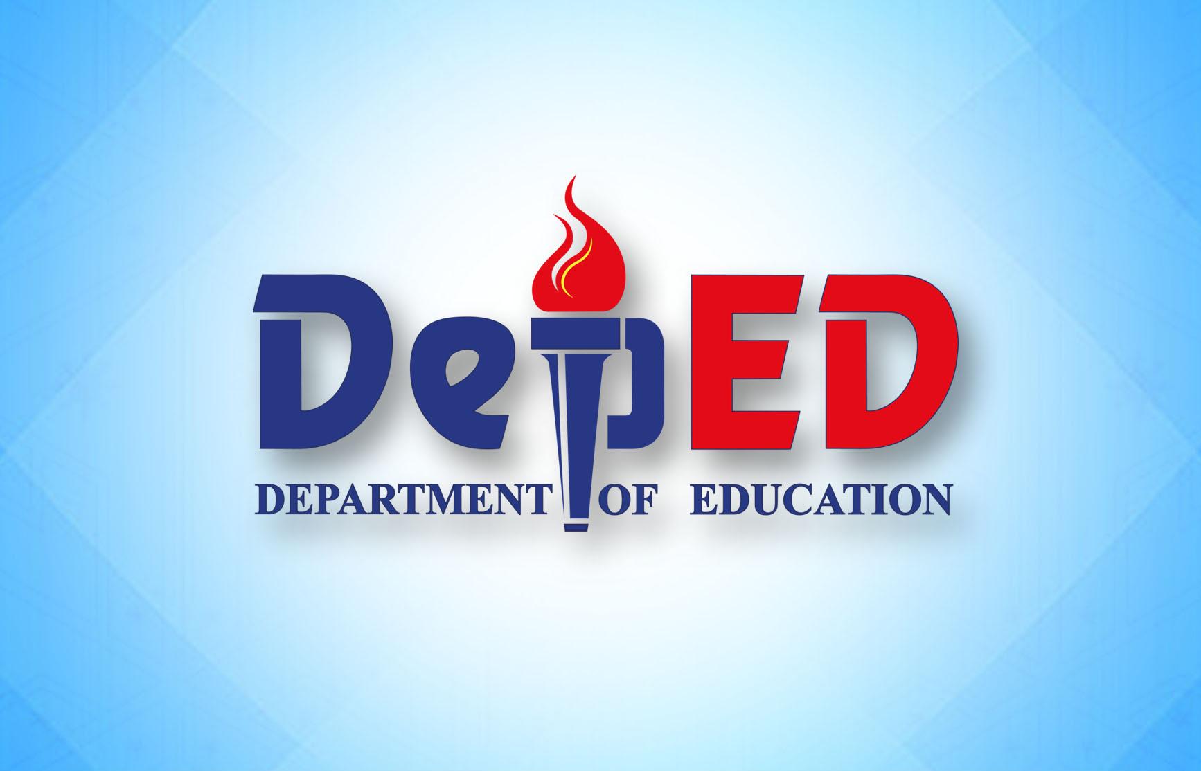 The secretary of education ( filipino: Deped No Massive Dropouts In Basic Education Ptv News