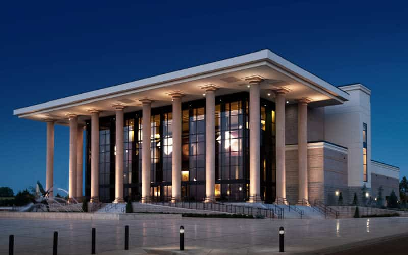 The Armstrong Auditorium | Edmund, OK 3