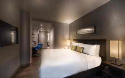 PTY Lighting's Custom Lights for The Bernic Hotel New York City