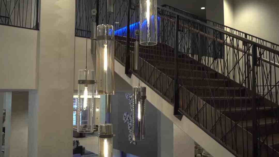 Hotel Reviews from PTY Lighting's Completed Custom Hotel Lighting Projects 3