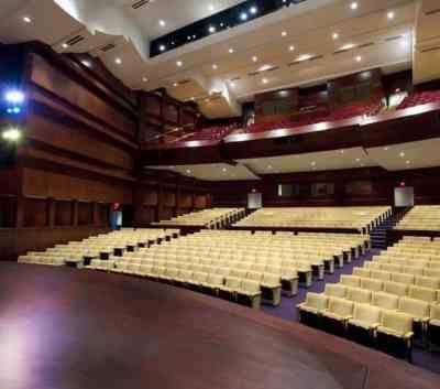 The Armstrong Auditorium | Edmund, OK 5