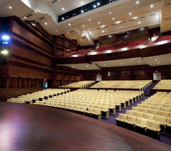 The Armstrong Auditorium | Edmund, OK 5