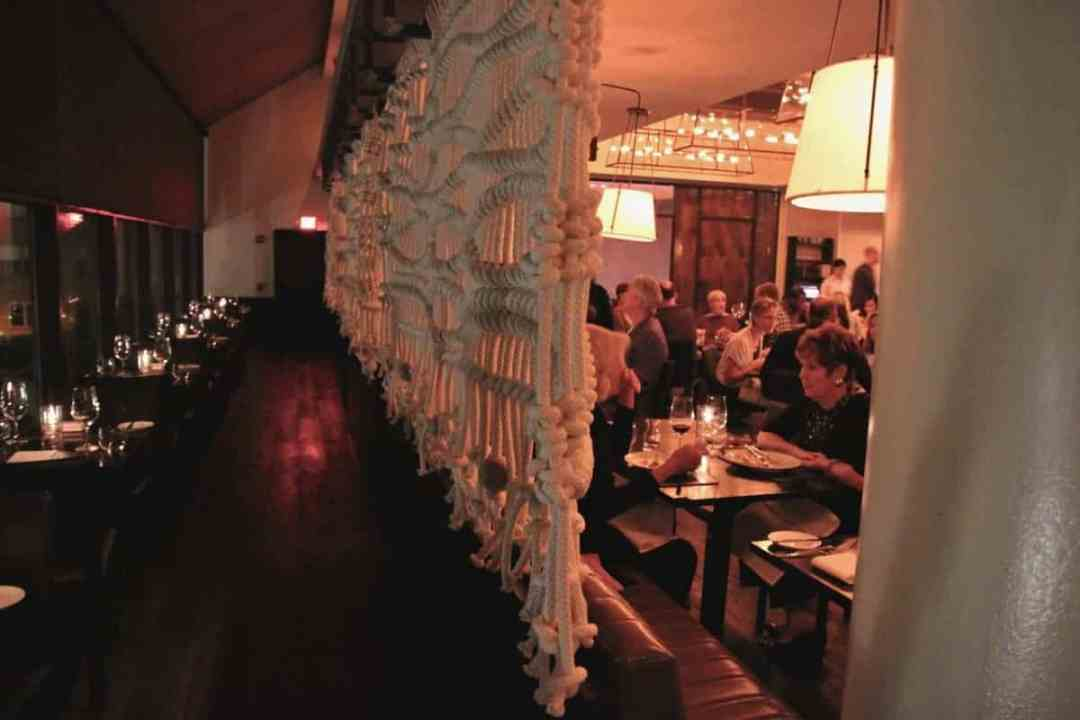 Elegant and Understated Design for Scarpetta Italian Restaurant in Philadelphia, PA 5