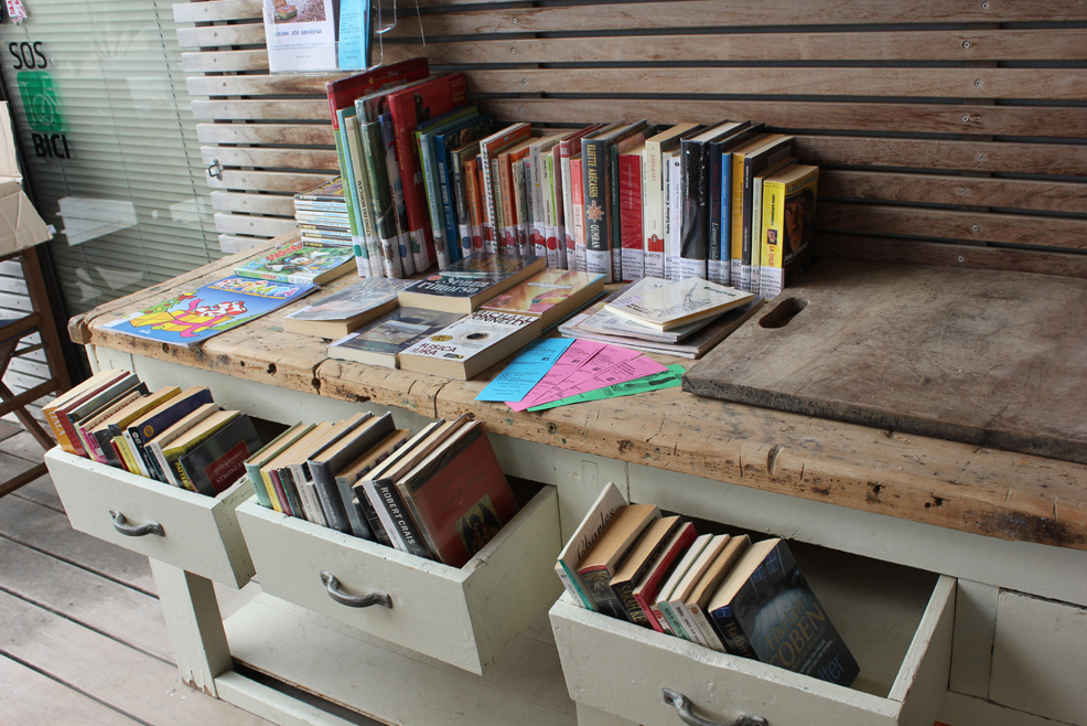 pu24it Sole mare e un buon libro sotto lombrellone Torna la biblioteca in spiaggia