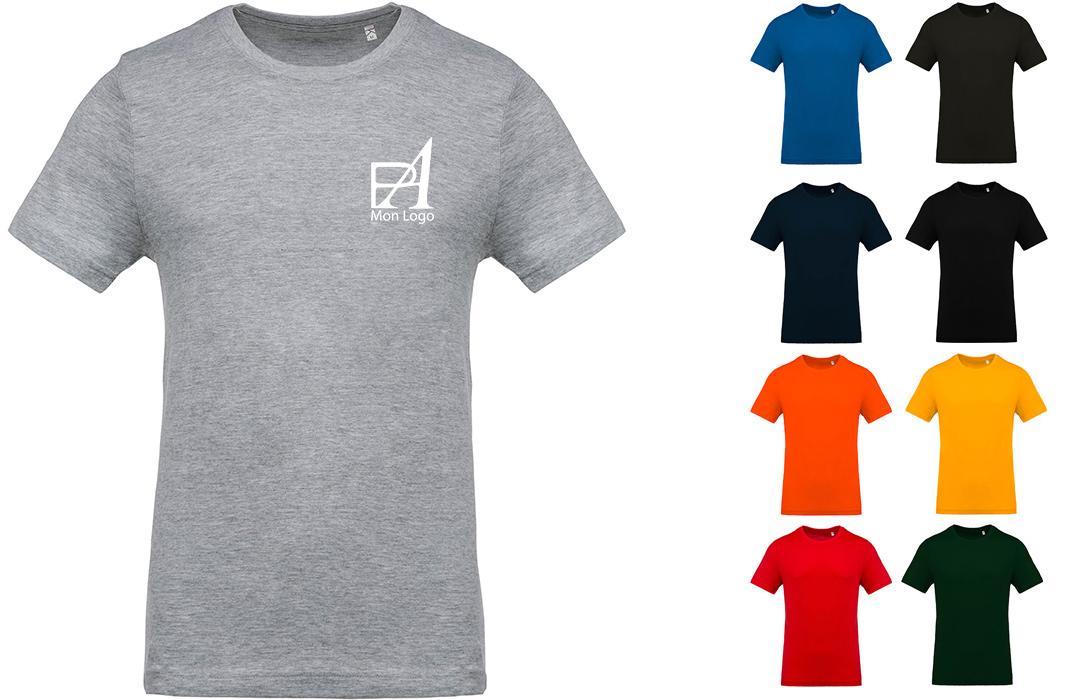 Quelle est l'origine et la définition du tee-shirt