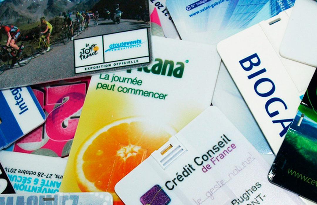 cle-usb-personnalisee-au foramt carte de crédit