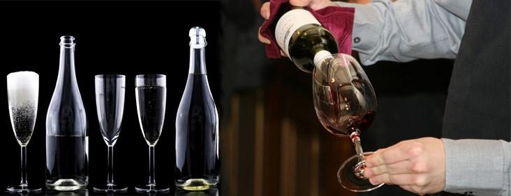 comment bien servir le vin