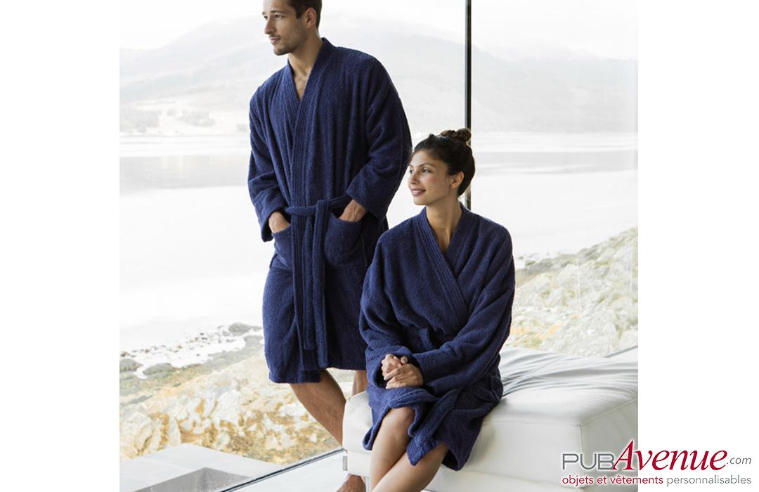 peignoir de bain pour hotel PubAvenue