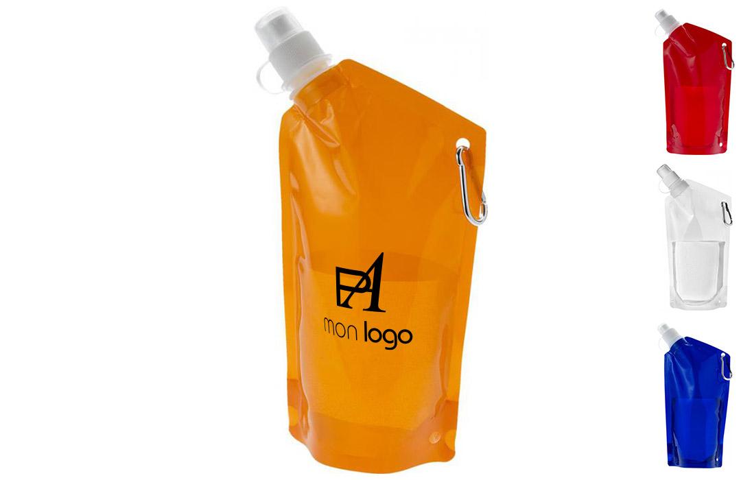 poche à eau personnalisée
