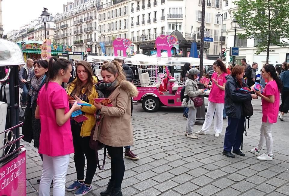 Comment faire du street marketing événementiel