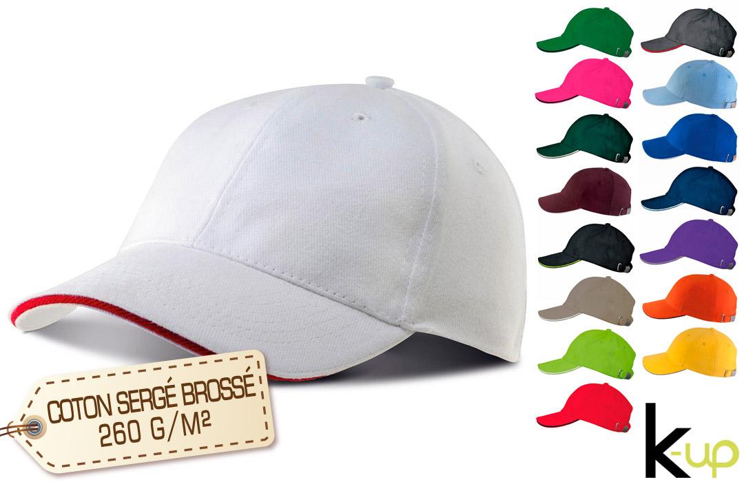 casquette personnalisé