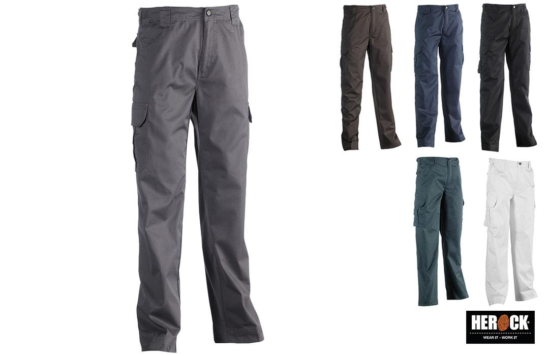 pantalon de travail herock personnaliable pour entreprise