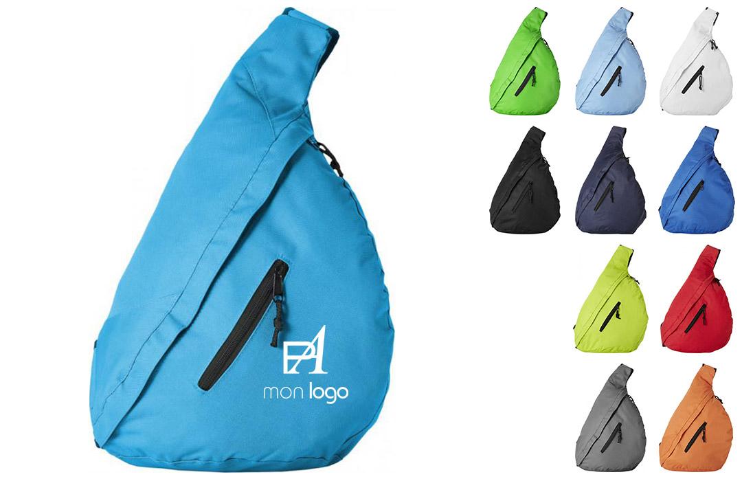 sac à dos triangle personnalisé