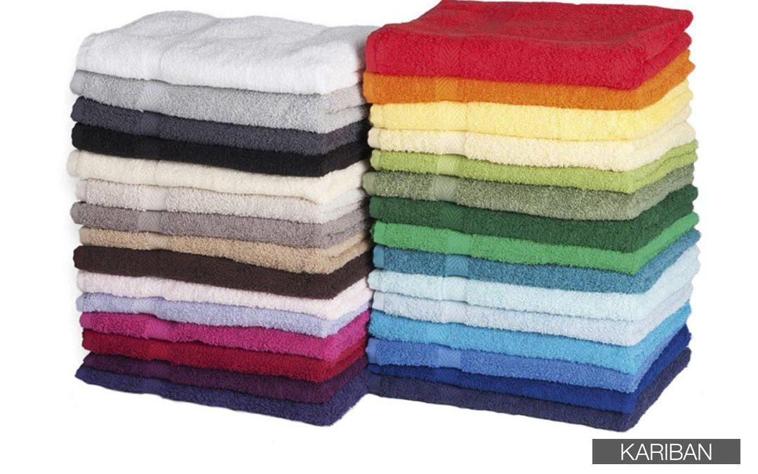 Serviette personnalisée le textile des professionnels de l'hôtellerie