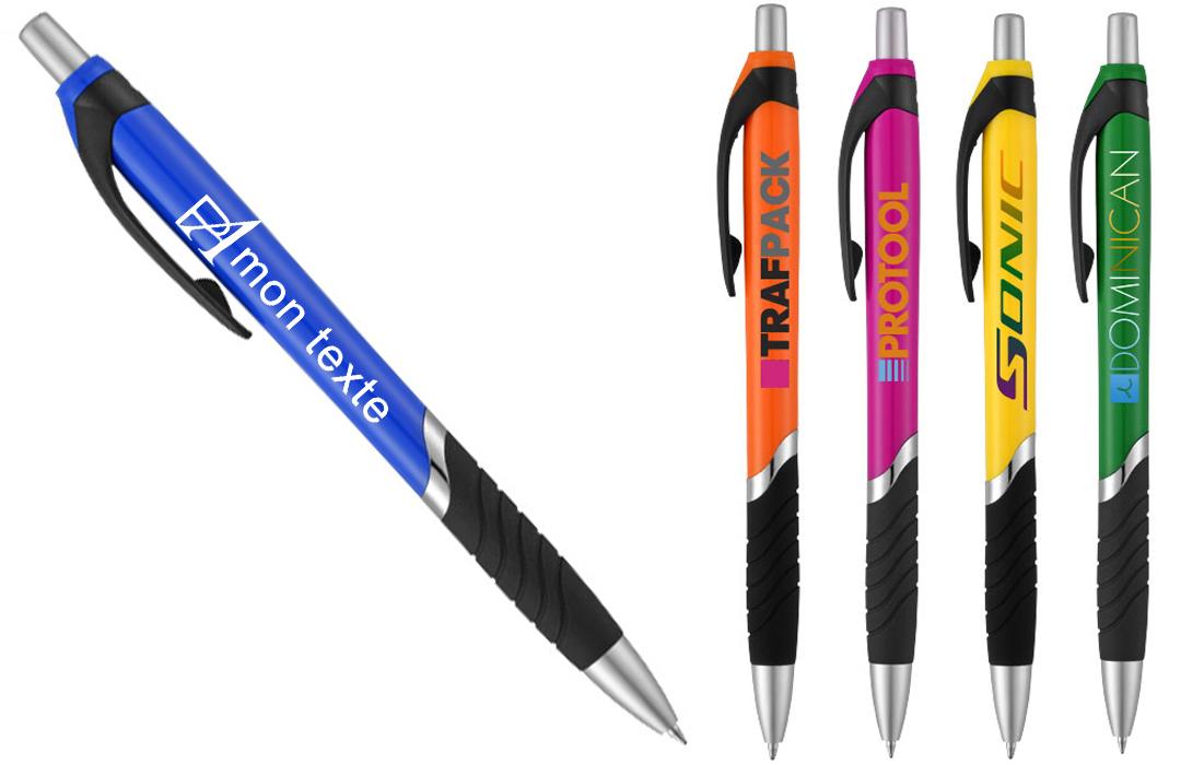 stylo personnalisé avec logo