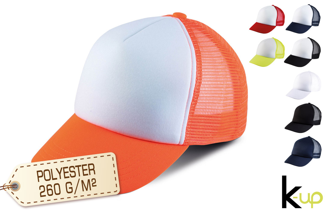 casquette personnalisée avec logo