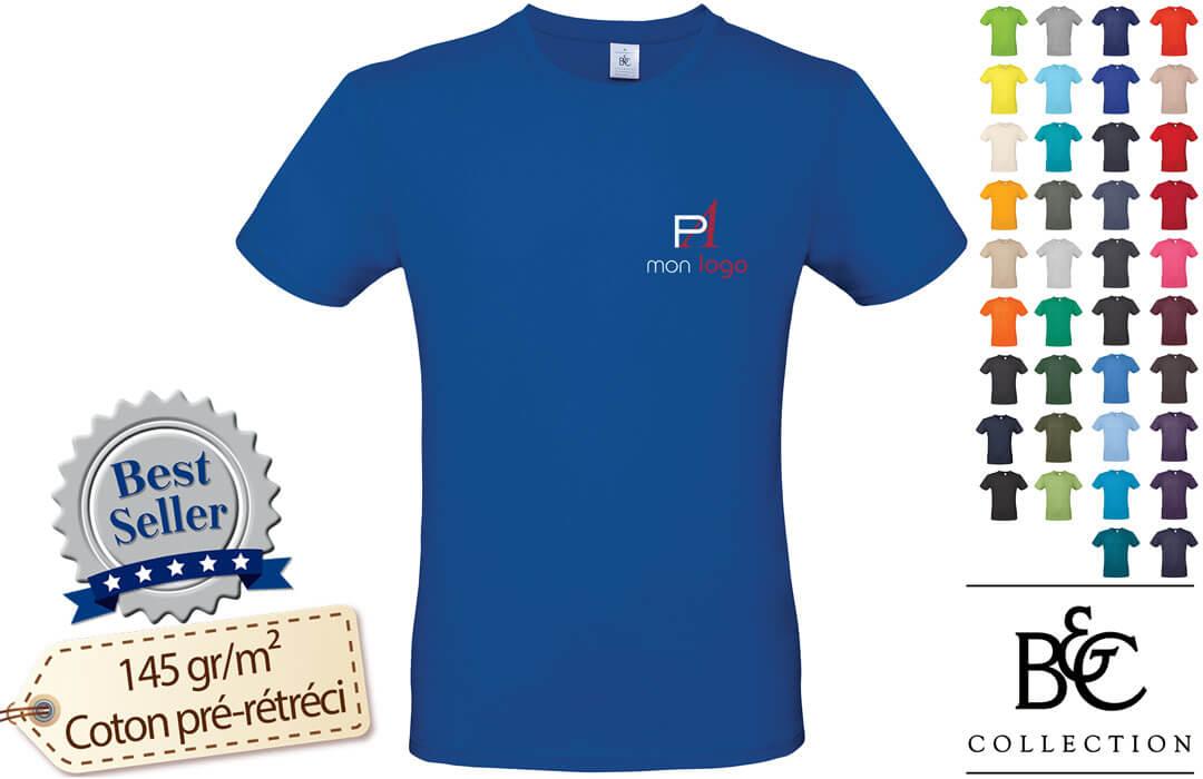 le meilleur tee shirt publicitaire personnalisé