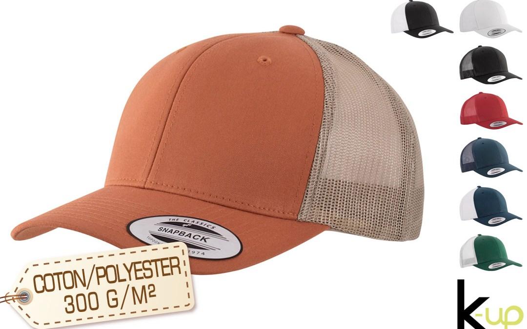 Pourquoi une casquette personnalisée est devenue support publicitaire  ?