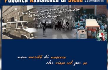 #FESTASOCIALE19 – Trentesimo anniversario del trasloco da via del Paradiso a viale Mazzini
