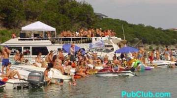 Lake Travis Austin Is A Top Memorial Day Party Destination