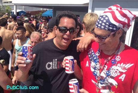 Hermosa Beach 4th of July house party