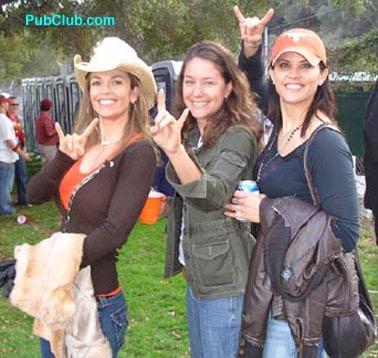 Top Party Schools hot Texas girls