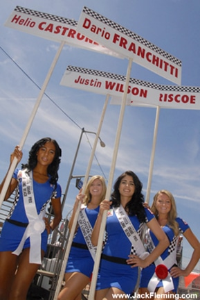 Long Beach Grand Prix Miss GP girls