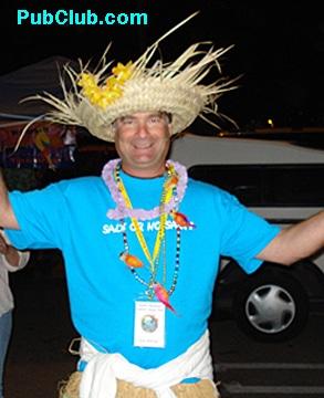 Jimmy Buffett tailgate party Irvine Meadows