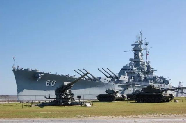 USS Alabama WWII battleship Mobile attracitons