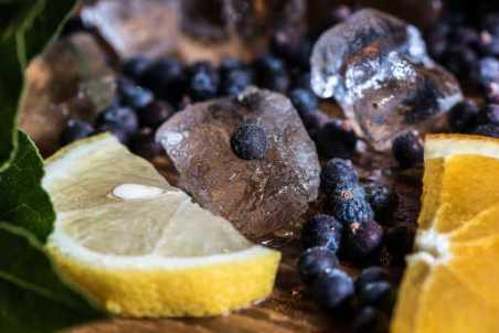 Gin tonic tasting duesseldorf