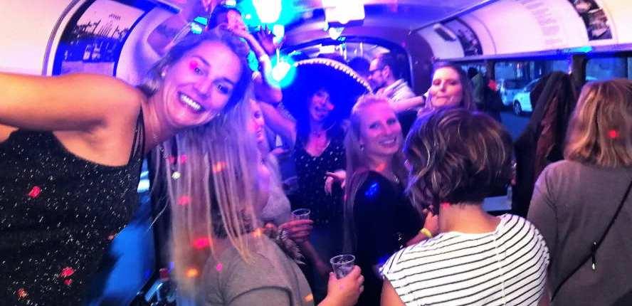 Partybahn Düsseldorf