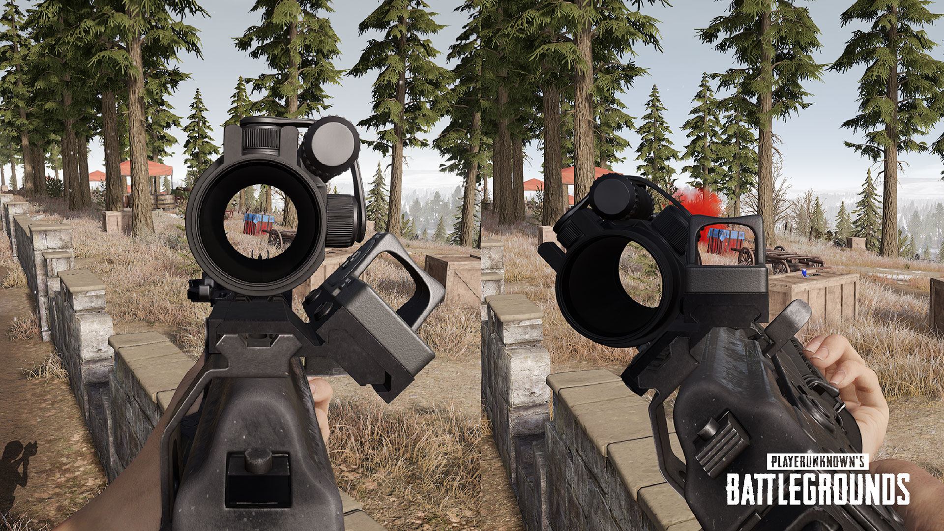 PUBG PC Update 25 Live On Test Server Adds New Weapon