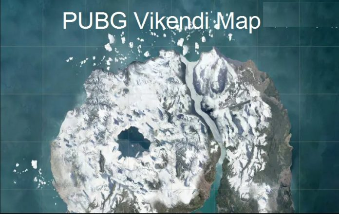 PUBG New Snow Map Vikendi Release Date