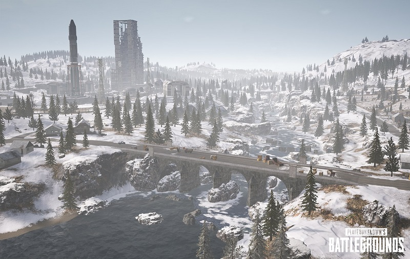 PUBG Snow Map Update Snow Lobby New Vehicle Release Date UPDATE
