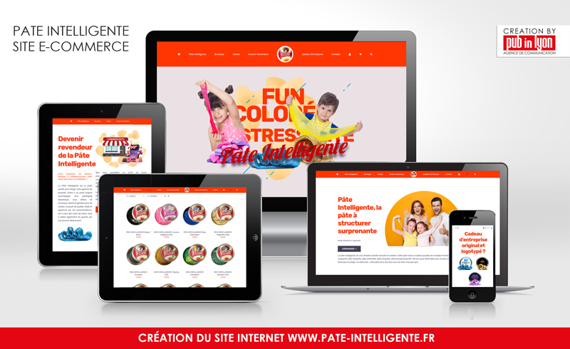 site-web-ecommerce-pate-intelligente