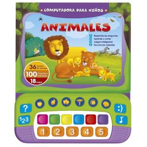 Animales Computadora para niños LEXUS