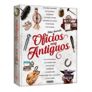Atlas Ilustrado Oficios muy Antigüos